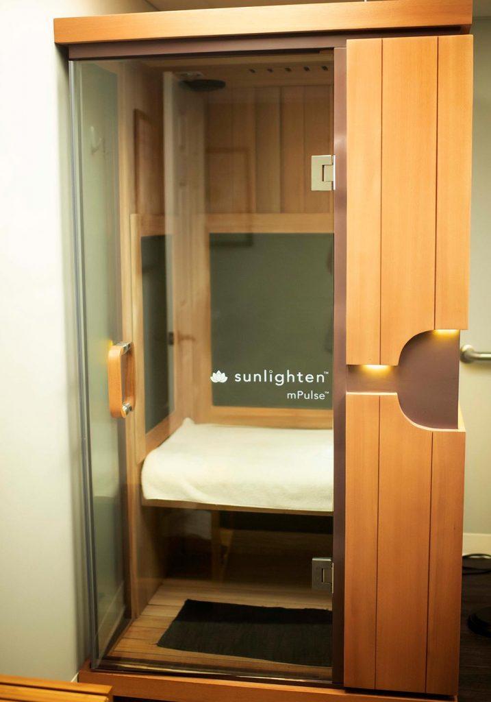 infrared sauna columbus